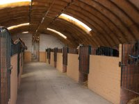 Amazing stables