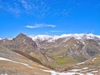 Vistas montanosas