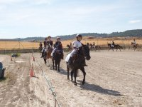 Equitacion con peques