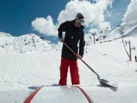 准备练习雪地snowpark estremo