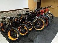 Algunas de nuestras bicis