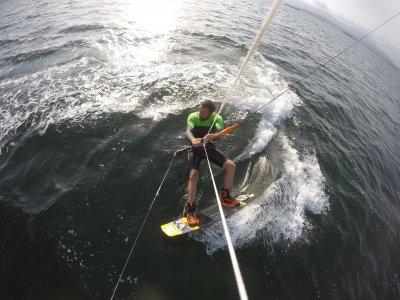 Escuela Kiteboarding Galicia Campamentos de Kitesurf