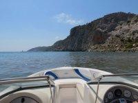 Barco con salida desde el Maresme