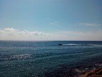 Fast boat en el Mediterraneo