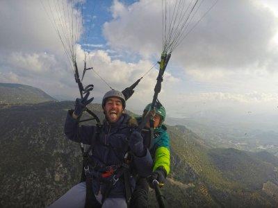 Volar Andalucía Parapente