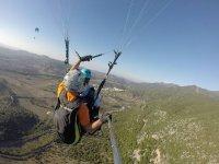 马拉加马拉加天空滑翔伞