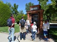 Touring the Retreat