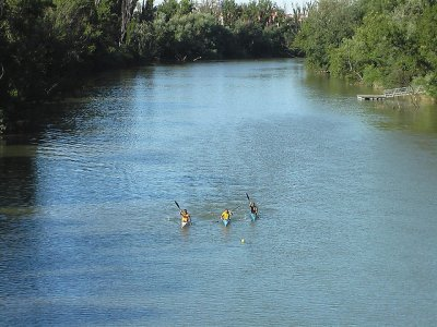 Turismo en el Negratín Kayaks