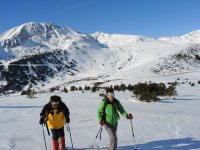 Raquetas para trekking