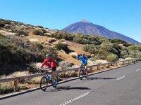 Por carretera en bici