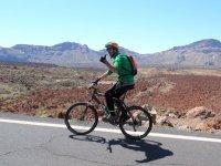 En bici por la Orotava