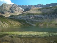 The Pyrenees in August