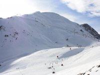 The slopes of Panticosa