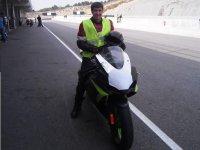 testare la moto
