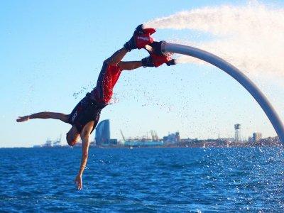 Flyboard Club Barcelona Despedidas de Soltero