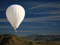 Granada by hot air balloon