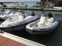 Barcos de alquiler en Islantilla