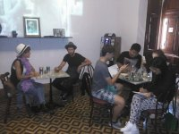 Kara Kortada Meeting Room