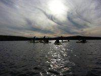 独木舟之旅麈皮艇