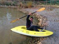 Alquiler de kayaks para despedidas de soltero