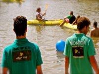 Nuestros monitores de kayaks