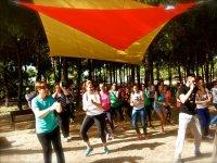 Campamentos multiaventura para ninos en Badajoz