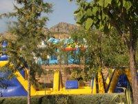 Parque multiaventura en Badajoz