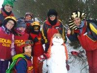 Cursos de ski para ninos