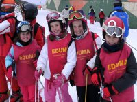 Cursos de esqui para ninos