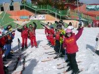Clases esqui Monitores