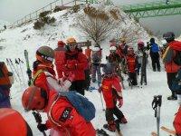 Aprende a esquiar con nosotros