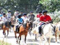 Equitación en SAlamanca