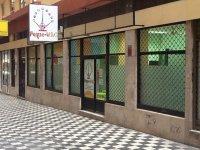 Peque WAC entrance