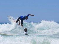Surf profesional en Cadiz