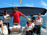 Patron de barco