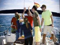 Tripulacion del barco