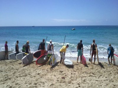 The Light House Jandia Paddle Surf