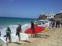 Per iniziare il Paddle Surf