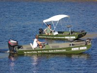 Rental boats for fishing
