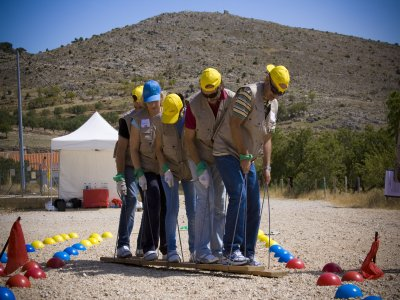 Experienzial Team Building
