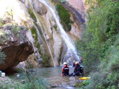 Cuenca Turismo Aventura Barranquismo