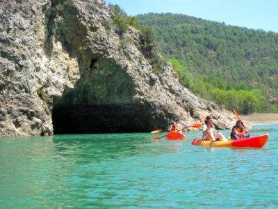 Cuenca Turismo Aventura Piragüismo