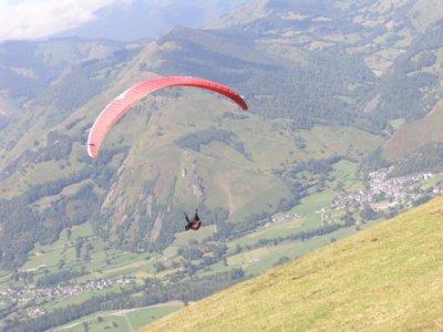 Cuenca Turismo Aventura Parapente