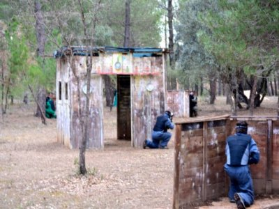 Cuenca Turismo Aventura Paintball