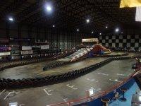 Un circuito de kart