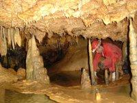 Entra en los paisajes subterraeos