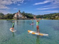 Paddle Surf for the little ones