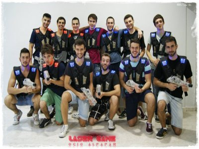 Laser Game Alfafar