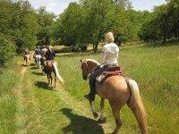 Una recorrido por la prehistoria, a caballo