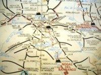 Mapa de cordales